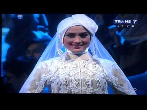 Kerennn... Virzha - Karena wanita ingin dimengerti @ Final Hijab Hunt 2016
