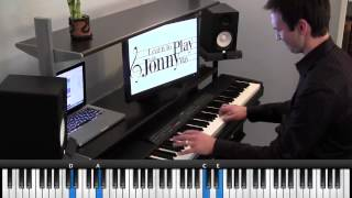 St. Louis Blues - Piano Arrangement by Jonny May