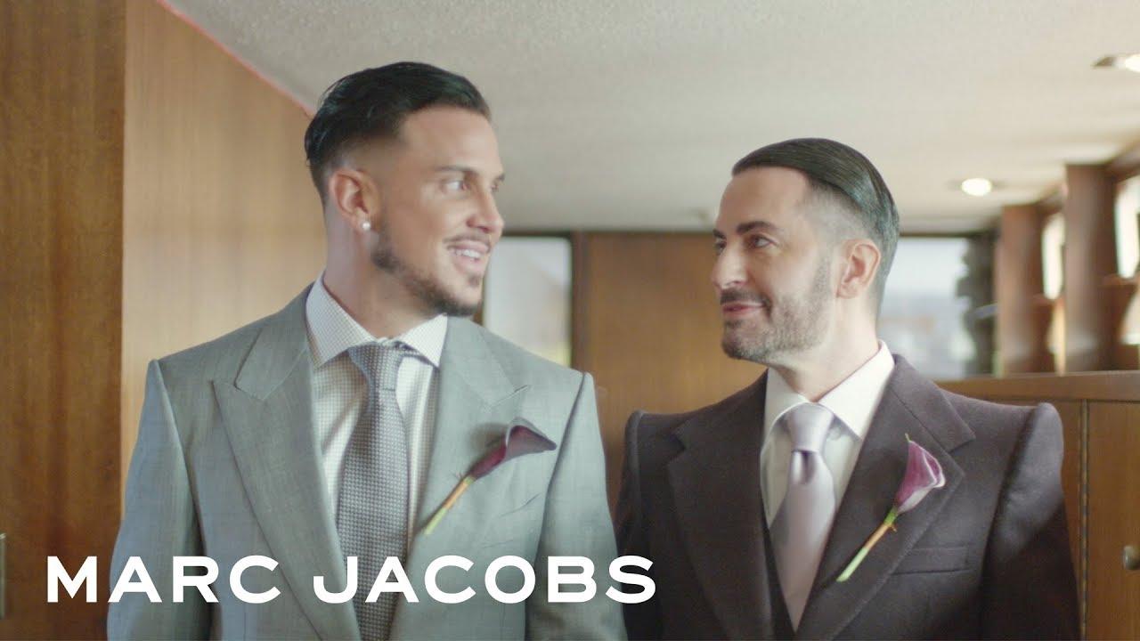 save off 14e11 42d0e Marc Jacobs and Char Defrancesco's Wedding Video