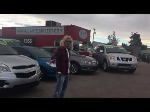 All Autos Direct Is A Fun Used Car Dealership In Mesa Arizona