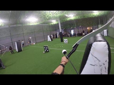 GoPro Archery Games Ottawa