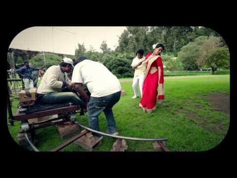 Making Of Unna Paartha Naeram - All In All Azhagu Raja