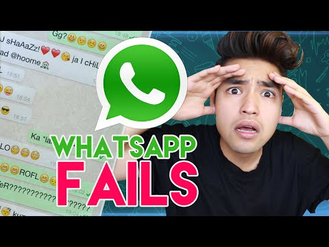 DIE 6 PEINLICHSTEN WHATSAPP FAILS | Fittihollywood