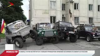 В Северной Осетии прошёл чемпионат по автозвуку