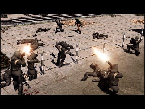 BATTLE OF VELIKY NOVGOROD - Red Rising Mod Gameplay