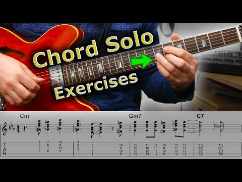Block Chords - The Ultimate Jazz Guitar Challenge