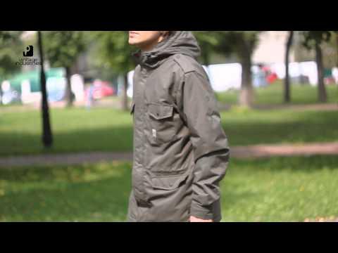 видео: Куртка brent parka vintage industries