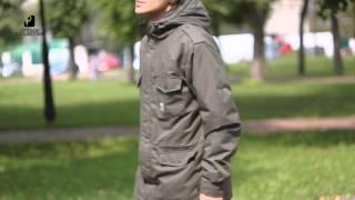 Куртка Brent Parka Vintage Industries(Удлиненная демисезонная куртка BRENT PARKA изготовлена из высококачественного 100% нейлона. Благодаря, водооттал..., 2012-08-27T20:53:17.000Z)