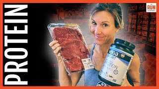 As A Runner, How Much Protein Do I Really Need?