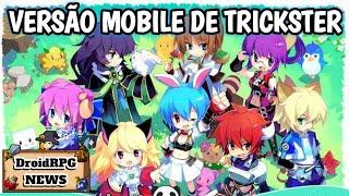 NCSoft RESSUSCITOU Trickster! MMORPG do PC com a versão mobile