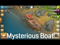 Clash Of Clans - Mysterious Boat