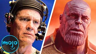 Top 10 Best CGI Superhero Movie Characters