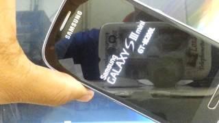 Hard Reset - Desbloqueio - Reset Total Galaxy S3 Mini - GT-I8200L - Cleyton Caetano