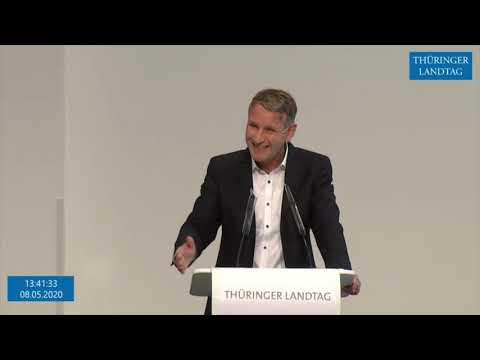 """Die Plenarrede unseres Fraktionsvorsitzenden Björn Höcke: """"Thüringen aus der Coronastarre befreien"""""""