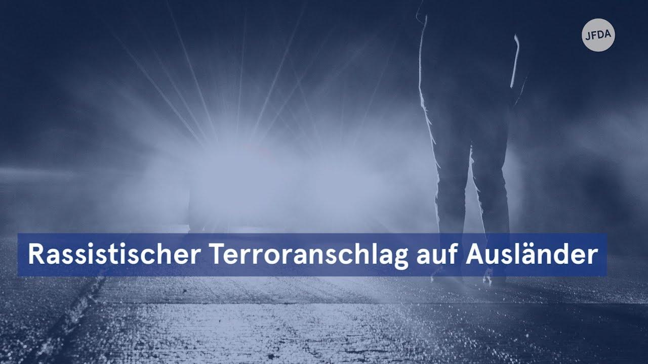 Rassistischer Terroranschlag auf Ausländer (Borgmanns Blick)