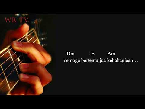 lirik kunci gitar chord memori berkasih siti nordiana ft achik spin karaoke