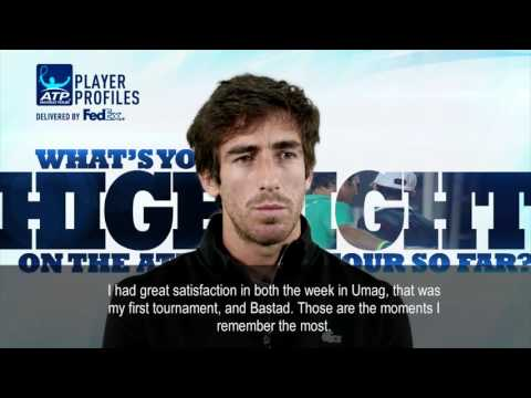 Cuevas FedEx ATP Player Profile 2016