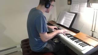 Tchaikovsky - Nutcracker - Waltz of the Flowers | PIANO SOLO