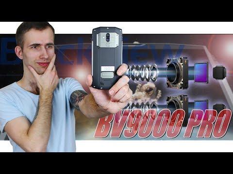 Blackview BV9000 Pro - первый защищённый смартфон с дисплеем 18:9!