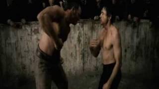 Sherlock Holmes (2009) Boxing Scene