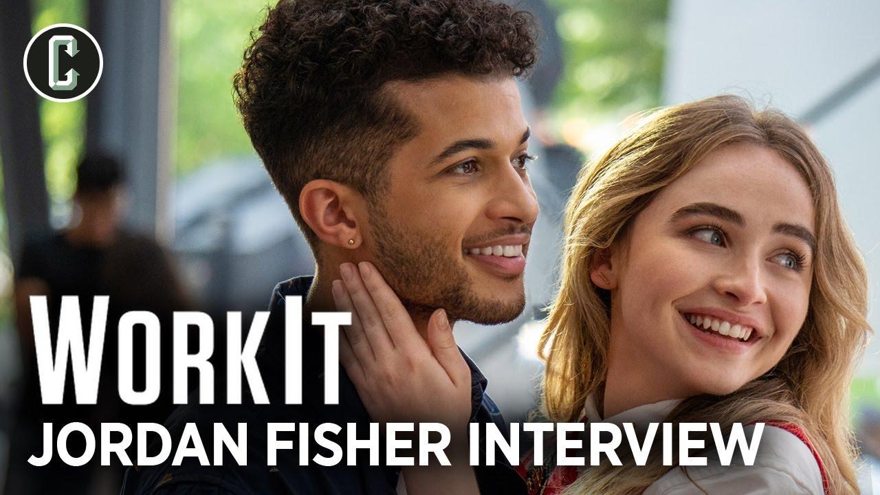 Work It Star Jordan Fisher Reveals How Hamilton Role Hand-Offs Work