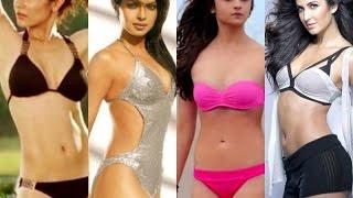 Hot Bollywood Actress In Bikini 2016   Priyanka, Anushka, Alia, Katrina
