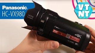 Камера для видео блогера и не только Panasonic HC-VX980
