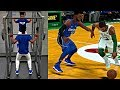 You WON'T BELIEVE This ENDING! Freddy And Kyrie Almost COMBINE FOR 100 POINTS! - NBA 2K18 MyCAREER