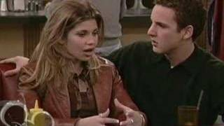 Cory and Topanga Break Up