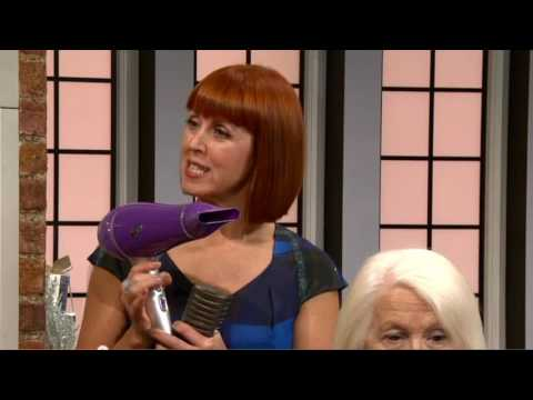 Vicki Lord talking about T3 Hairdryer on QVC (full video on QVCUK.com)