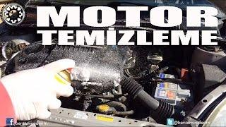 Motor Temizleme ( Engine Cleaning)
