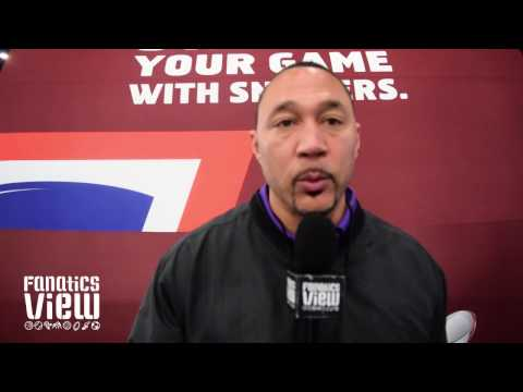 Charlie Batch speaks on Barry Sanders, Jerome Bettis & Ben Roethlisberger (2017)