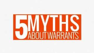 Busted: 5 Myths About Arrest Warrants