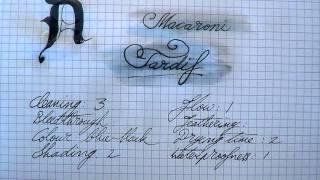 Inkcyclopedia: Noodler