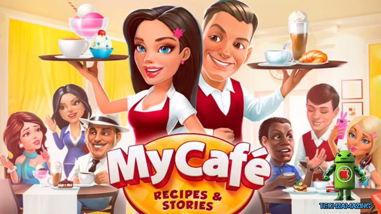How To Make Recipes In My Cafe