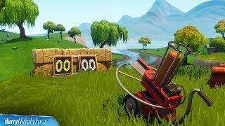 Fortnite Battle Royale - All Clay Pigeon Locations Guide (Season 5 Challenge)