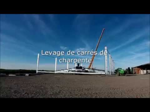 SICOM - Timelapse chantier Gaudin