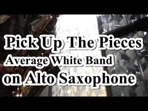 Average White BandのPick Up The Piecesをアルトサックスで演奏してみた。 長内音楽教室 https://www.osanaimusicschool.com/ 動画ブログ ...