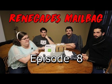 Renegades Mailbag Episode 8