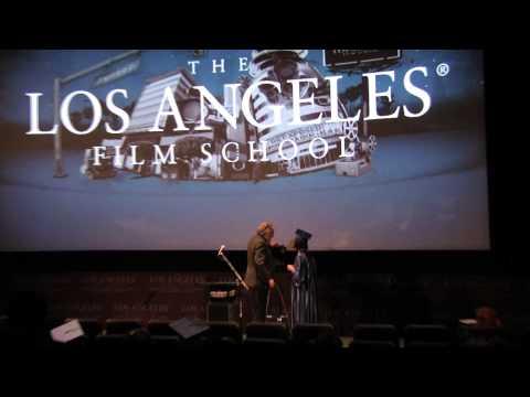 Becca Bates Graduates from the LA Film School