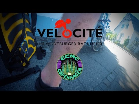 Team Velocité @ The ECMC 2016 Copenhagen