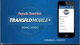TRANSFLO Mobile+ Demo Video