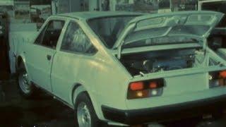 Škoda Rapid - nekvalitná verzia zo Slovenska (1986)