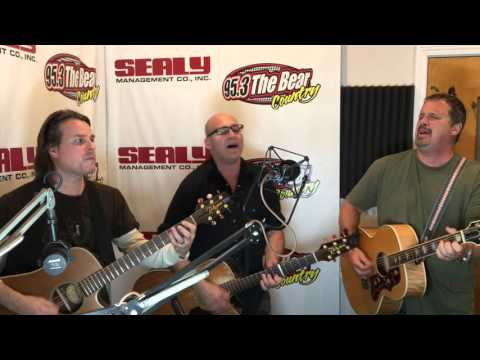 Sister Hazel performs 'Champagne High' -- LIVE in the Bear's Den