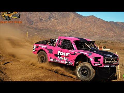 Baja 1000 2019 Trophy Trucks
