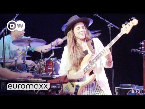 Bass Sounds From Heaven!   Star Jazz Bassist Kinga Głyk   Female Bass Guitarist From Poland
