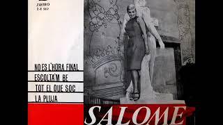 Salomé - No És L'Hora Final - EP 1964