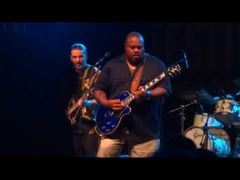 Larry McCray & Alex Zayas Band - Buck Naked 14/07/2017 Festival Blues de Barcelona