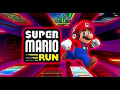 Super Mario Run Remix 10 - Star Theme Music Extended