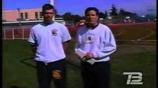 Tom Brady High School Recruiting Video